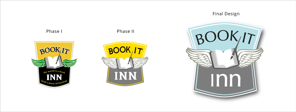 Book It Inn logo